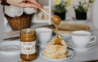 Miodek, pierzga, produkty pszczele