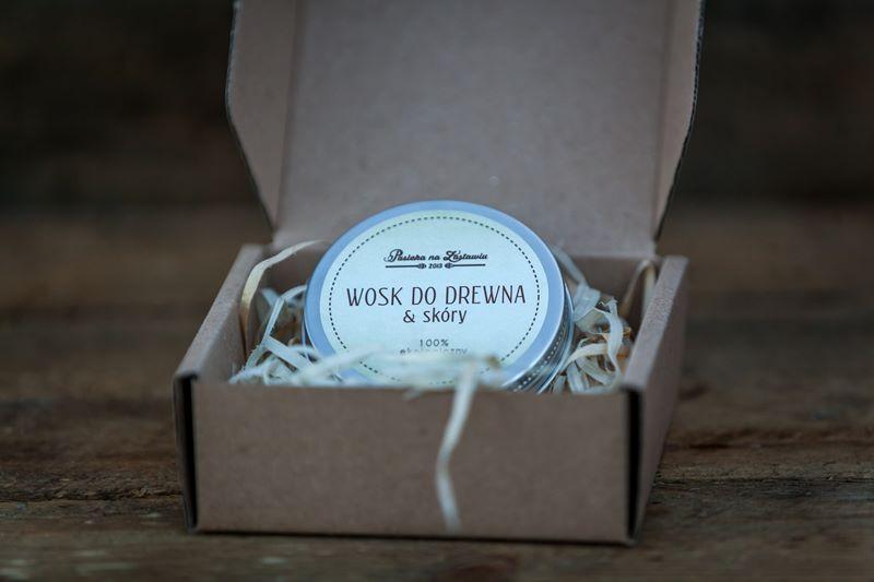 wosk pszczeli pasta do drewna skory mebli