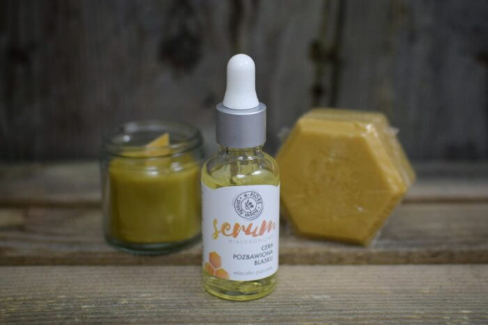 serum mleczko pszczele